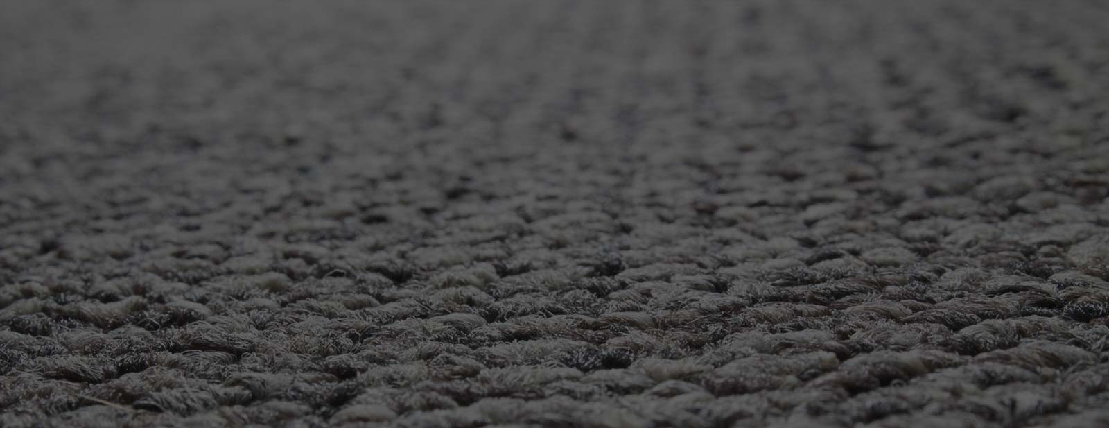 close-up of carpet pile