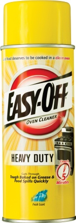 EASY-OFF® Heavy Duty Oven Cleaner - Aerosol