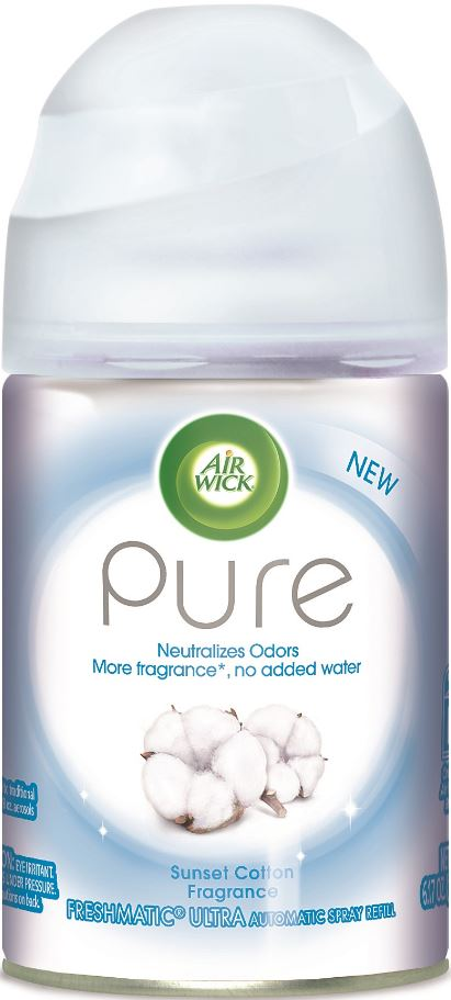 AIR WICK FRESHMATIC Ultra  Pure Sunset Cotton Photo