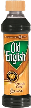 OLD ENGLISH® Scratch Cover - Light Wood