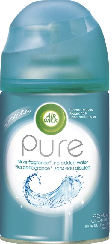AIR WICK® FRESHMATIC - Pure - Ocean Breeze (Canada)