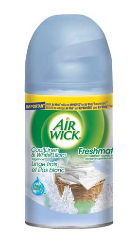 AIR WICK® FRESHMATIC - Cool Linen & White Lilac (Canada)
