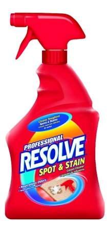 RESOLVE® Professional Stain Remover Carpet Cleaner