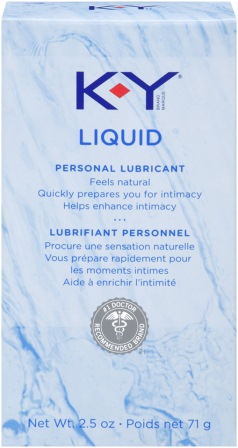 KY Liquid Personal Lubricant Photo