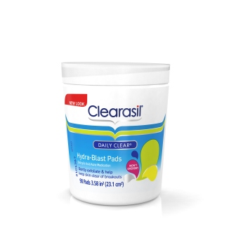 CLEARASIL® DAILY CLEAR® Hydra-Blast Oil-Free Pads