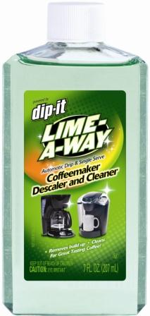 LIME-A-WAY® DIP-IT® Coffeemaker Descaler and Cleaner