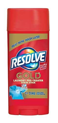 RESOLVE® Gold Laundry Pre-Treater - Stain Stick