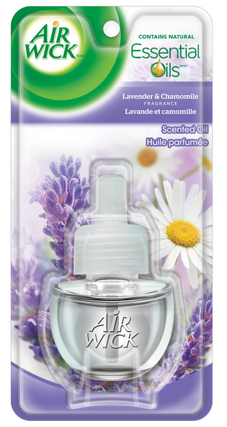 AIR WICK Scented Oil  Lavender  Chamomile Canada Discontinued Photo