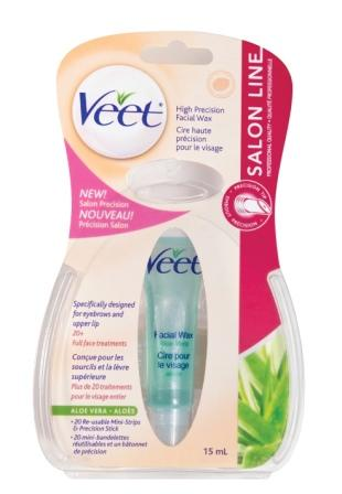 VEET® High Precision Facial Wax - with Aloe Vera (Canada)