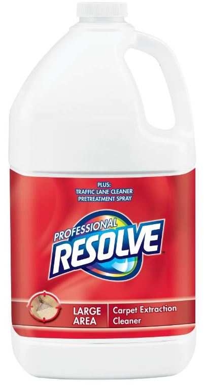 Professional RESOLVE Carpet Extraction Cleaner Photo