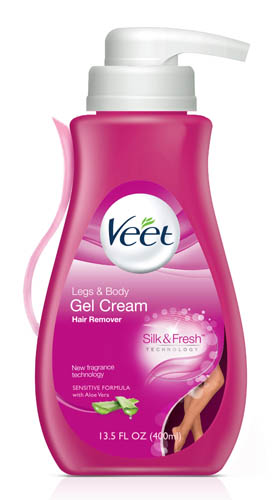 VEET® Silk n Fresh Gel Cream Hair Remover Legs and Body