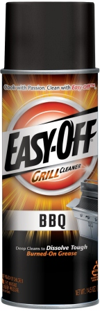 EASY-OFF® Grill Cleaner - BBQ
