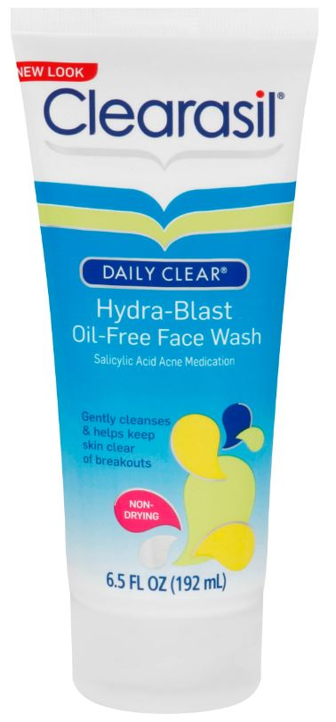 CLEARASIL Daily Clear HydraBlast OilFree Wash Photo