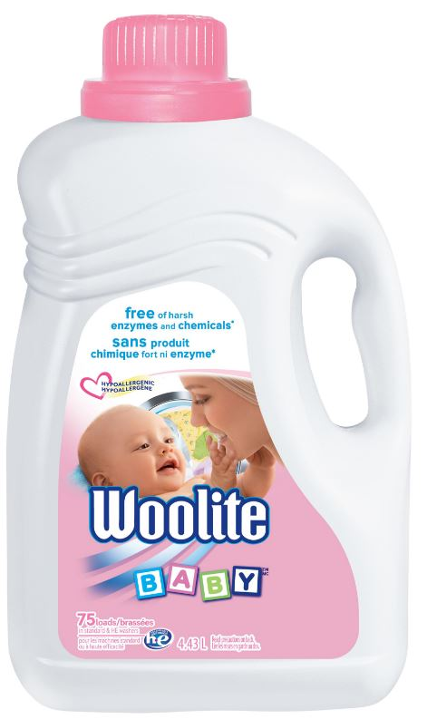 WOOLITE BABY Laundry Detergent Canada Photo