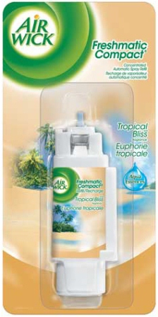 AIR WICK FRESHMATIC Compact  Tropical Bliss Discontinued Photo