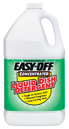 Professional EASY-OFF® Liquid Dish Detergent Concentrate (Discontinued)