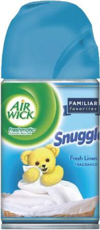AIR WICK FRESHMATIC Ultra  Snuggle Fresh Linen Photo