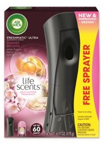 AIR WICK® FRESHMATIC Ultra Starter Kit - Summer Delights (Life Scents™)