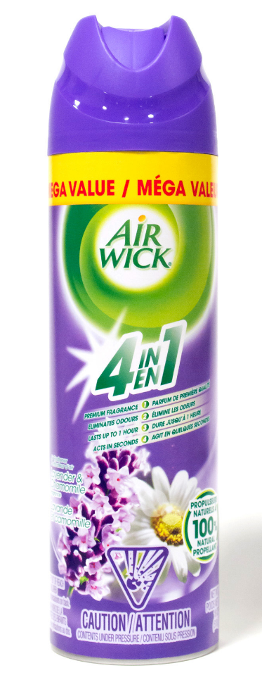 AIR WICK® 4 in 1 Air Freshener - Lavender & Chamomile (Canada)