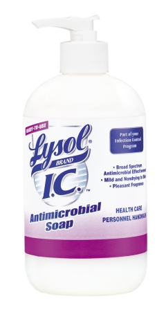 LYSOL® IC™ Antimicrobial Soap (Discontinued)