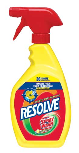 RESOLVE® Laundry Stain Remover - Lemon - Trigger (Discontinued)