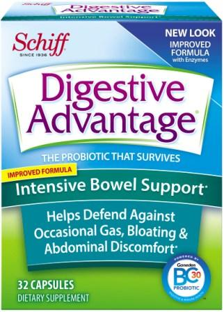 DIGESTIVE ADVANTAGE® Intensive Bowel Support Capsules