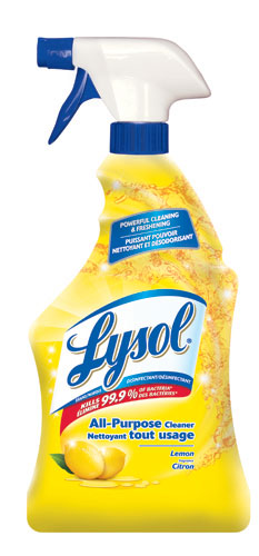 LYSOL® Brand II All Purpose Cleaner - Trigger - Lemon (Canada)