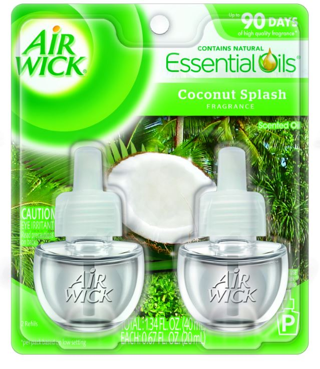 AIR WICK® Scented Oil - Coconut Splash