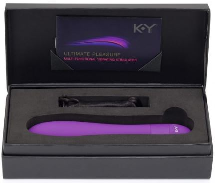 K-Y® Ultimate Pleasure Luxury Vibrator