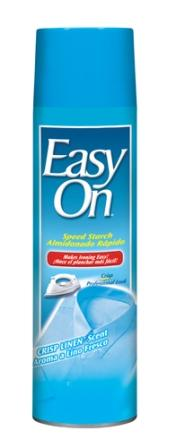 EASY ON® Speed Starch - Crisp Linen Scent