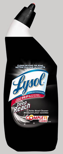 LYSOL® Deep Reach® Toilet Bowl Cleaner Complete Clean (Canada)