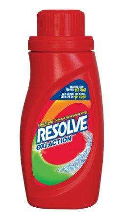 RESOLVE® OXI-ACTION™ In-Wash Laundry Stain Remover - Liquid
