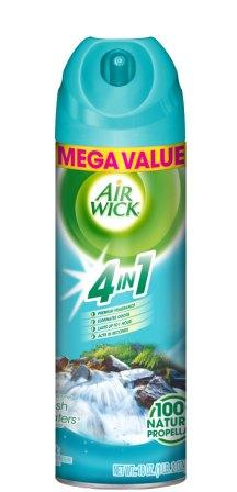 AIR WICK 4 in 1 Air Freshener  Fresh Waters Canada Photo