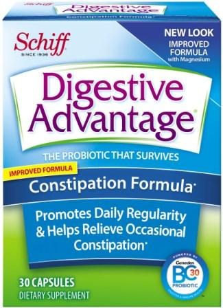 DIGESTIVE ADVANTAGE® Constipation Capsules
