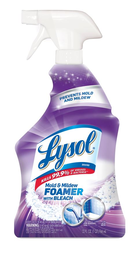 LYSOL Brand Mold  Mildew Blaster  Bleach  Shine Photo