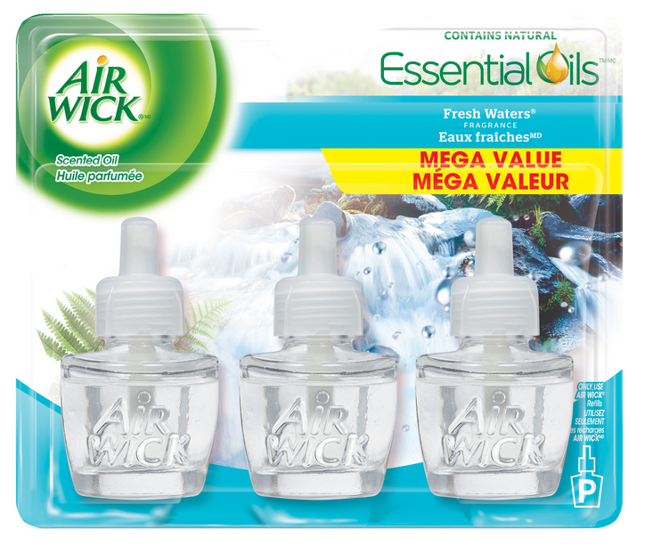 AIR WICK® Scented Oil - Fresh Waters (Canada)