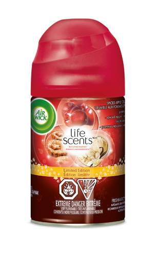 AIR WICK® FRESHMATIC - Spiced Apple Crumble (Life Scents