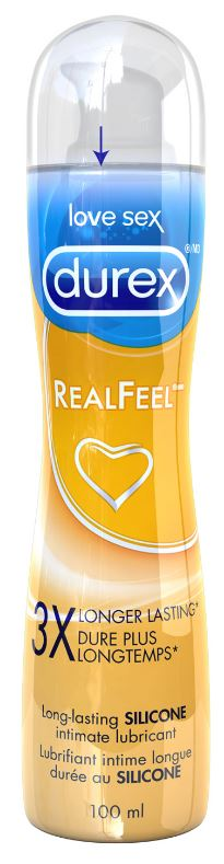DUREX Real Feel Pleasure Gel Canada Photo