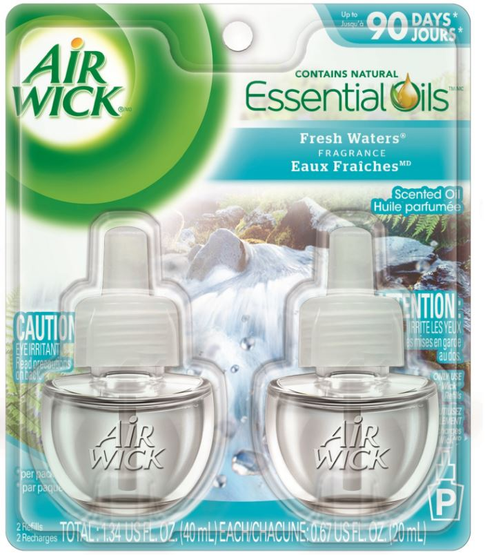 AIR WICK® Scented Oil - Fresh Waters