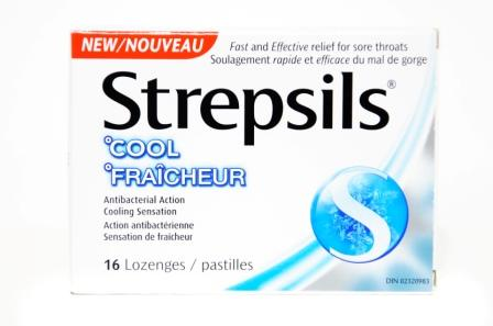 STREPSILS® Cool (Discontinued)