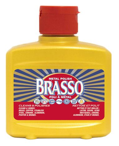 BRASSO Metal Polish Canada Photo