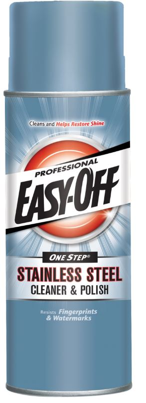 easyoff stainless steel cleaner u0026 polish