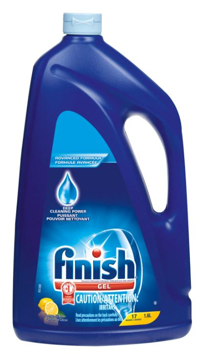 FINISH® Gel - Lemon Scent (Canada)