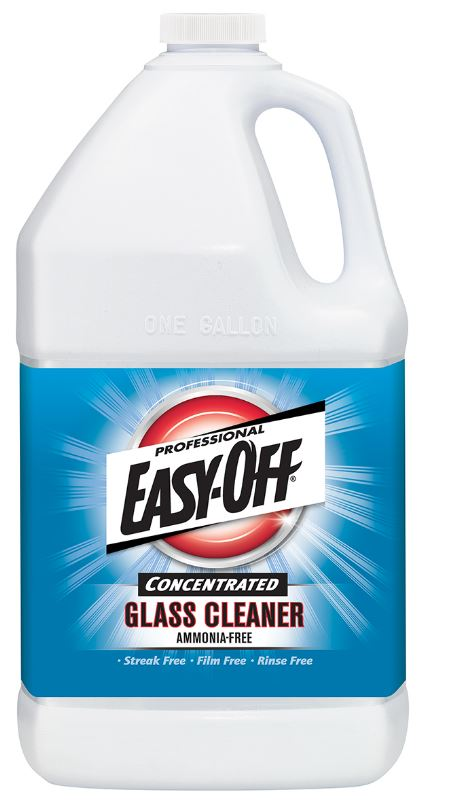 Professional EASY-OFF® Concentrated Glass Cleaner