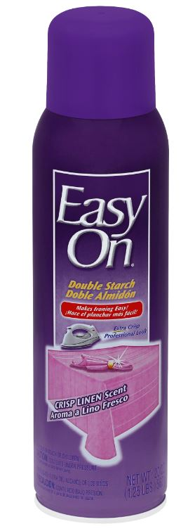EASY ON® Double Starch - Crisp Linen Scent
