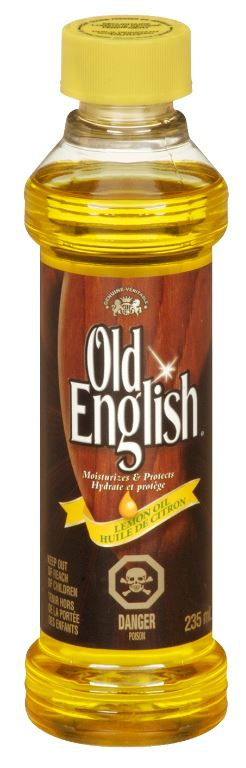 OLD ENGLISH® Lemon Oil Polish (Canada)