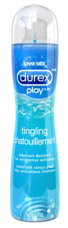 DUREX® Play® Tingling Lubricant (Canada)