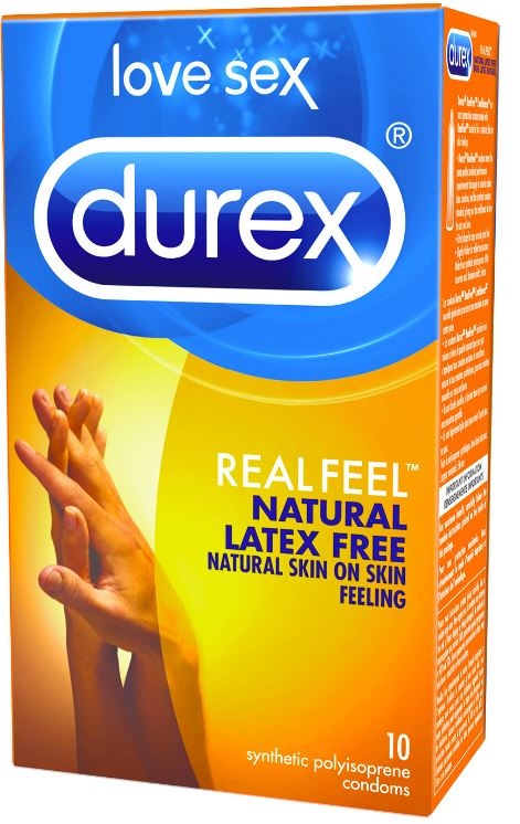 DUREX® Real Feel™ Non-Latex Condoms (Canada)