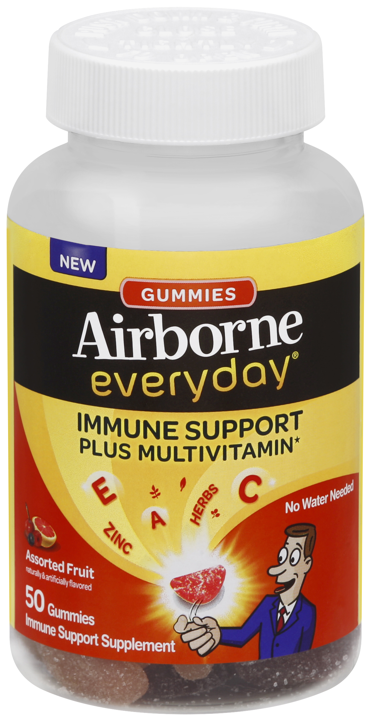 AIRBORNE® Everyday Gummies Assorted