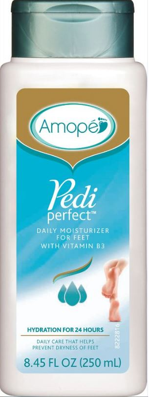 AMOPE Pedi Perfect Daily Moisturizer For Feet Photo